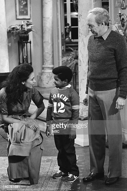 RENT STROKES Substitute Mother Episode 4 Pictured Denise Nicholas as Sondra Williams Gary Coleman as Arnold Jackson Conrad Bain as Philip Drummond...