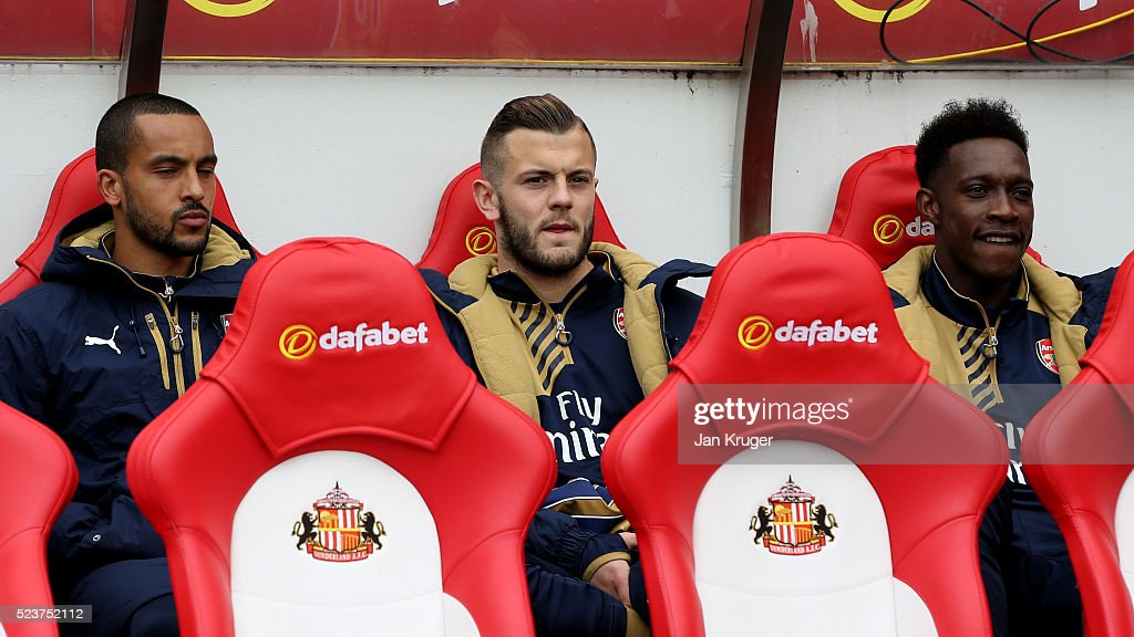 Sunderland v Arsenal - Premier League : News Photo