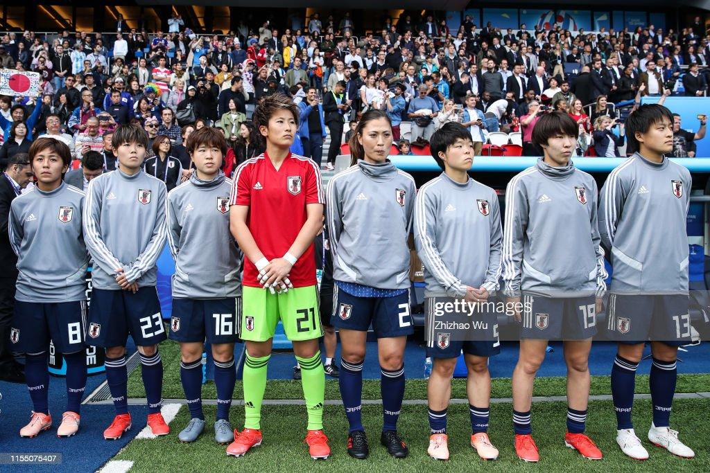 Argentina v Japan: Group D - 2019 FIFA Women's World Cup France : ニュース写真