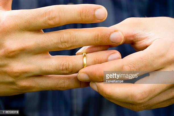Subtracting the wedding ring