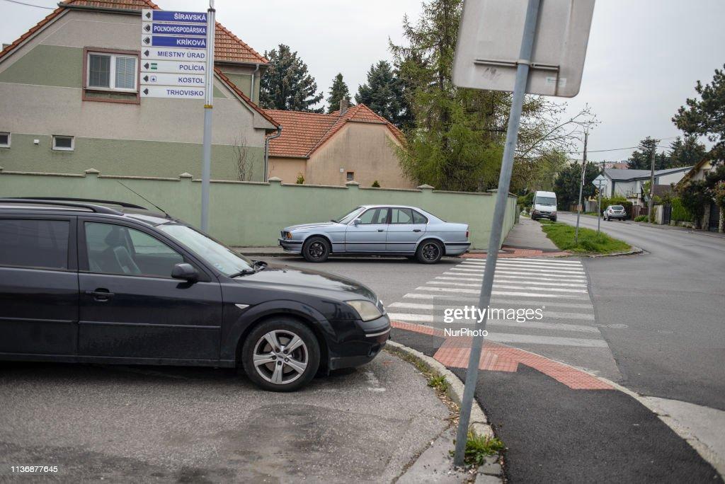 Daily Life In Bratislava : News Photo
