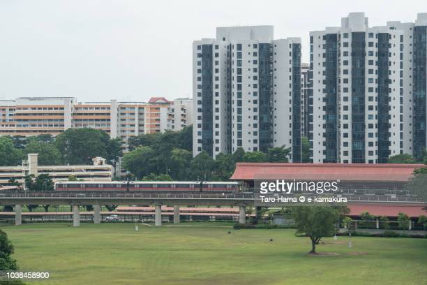 Suburb of Singapore city
