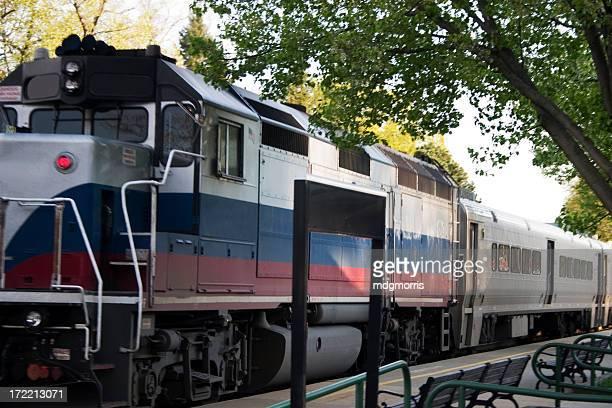 Suburban Commuter Train - 3