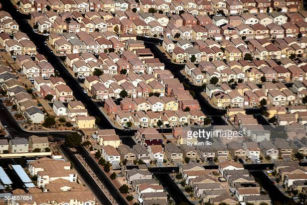 suburban hell - ken ilio stock pictures, royalty-free photos & images
