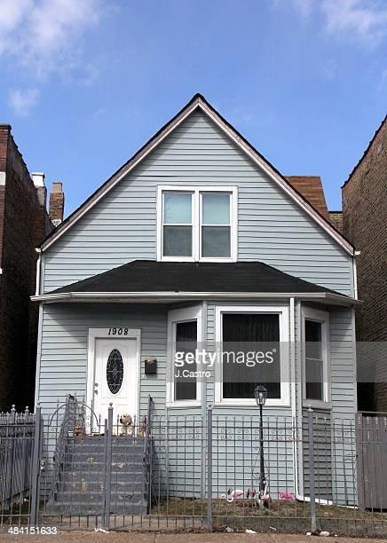 chicago suburban house ストックフォトと画像 getty images