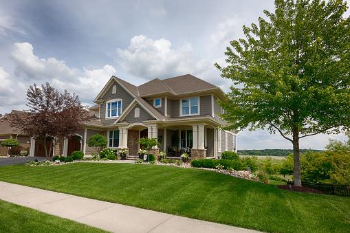 Suburban House 984568356