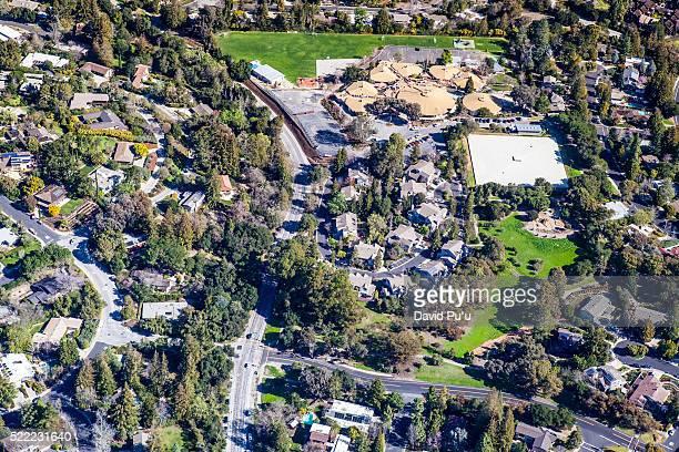 Suburban Palo Alto