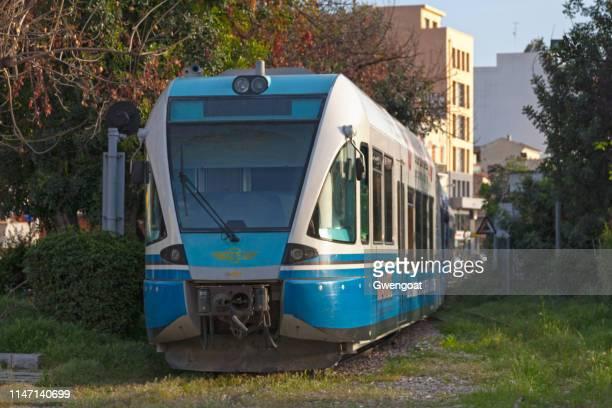 Suburban rail (Proastiakos) in Patras