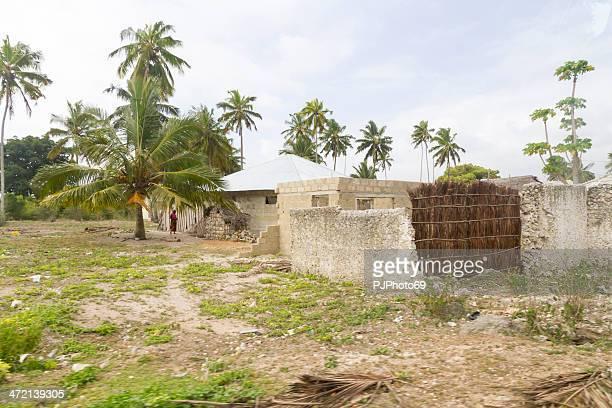 Suburbs of Stone Town - Zanzibar