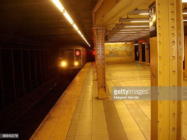 Subway at Pen Station