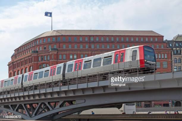 Metrô em Hamburgo
