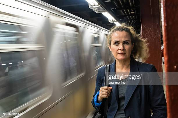 subway - new york city subway stock pictures, royalty-free photos & images