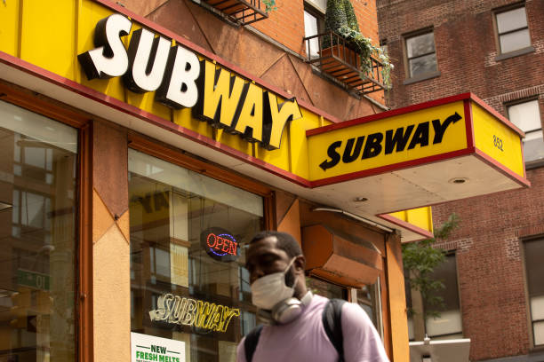Subway Menu Prices in Canada 2021
