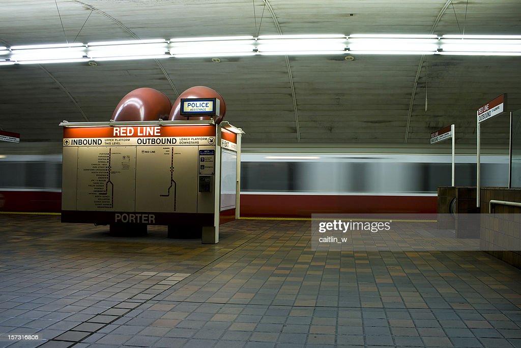 地下鉄駅や鉄道 : ストックフォト