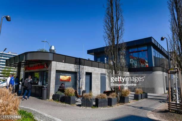 Subway station, Bavarian place, beauty's mountain, Berlin, Germany, U-Bahnhof, Bayerischer Platz, Schoeneberg, Germany.