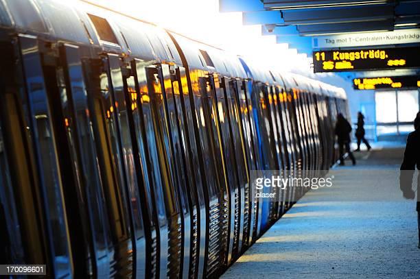 Treno della metropolitana