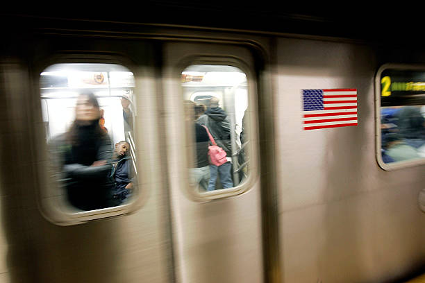 La Subway Map Year Opened.New York Subway Celebrates 100 Years Photos And Images Getty Images