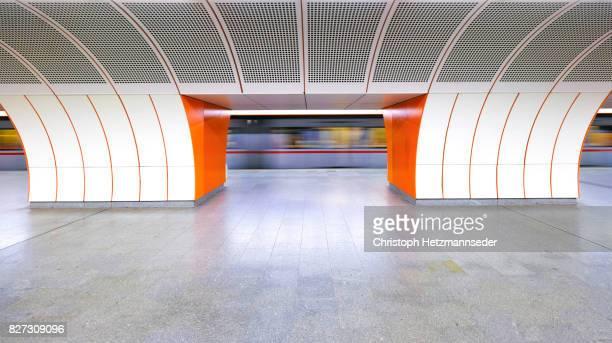 Subway tube