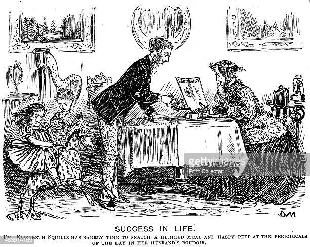 'Success in Life' 1867 Role reversal and the modern professional woman In 1865 Elizabeth Garrett Anderson was licensed to practice by the Society of...