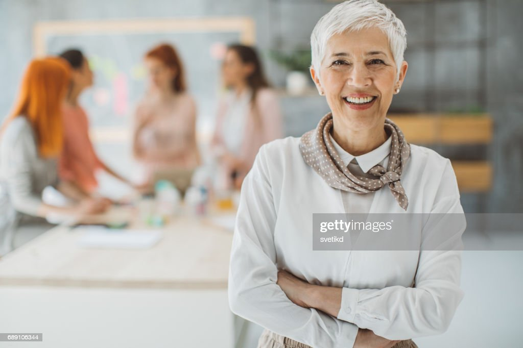 Success is all about attitude : Stock Photo