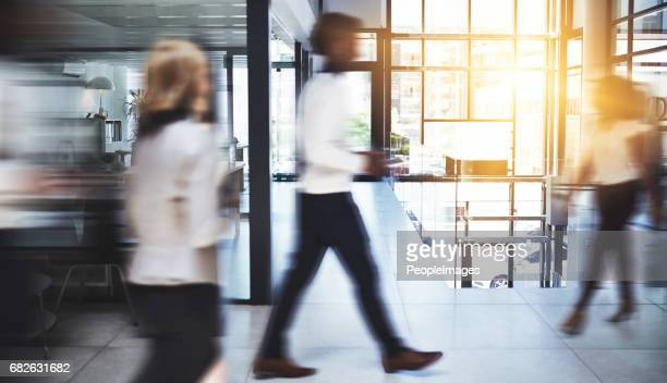 success is connected with action so keep moving - motion blur stock photos and pictures