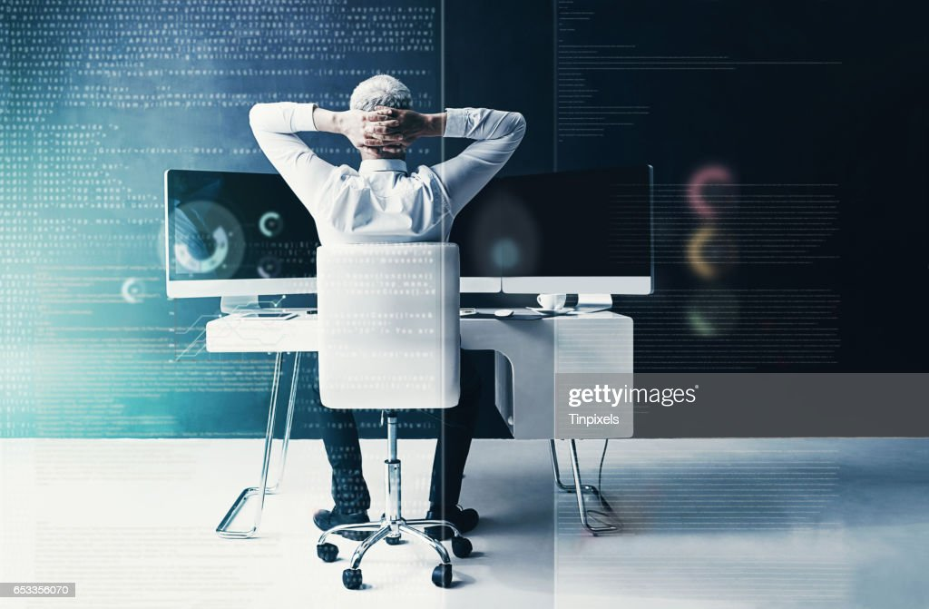 Success is imminent : Stock Photo