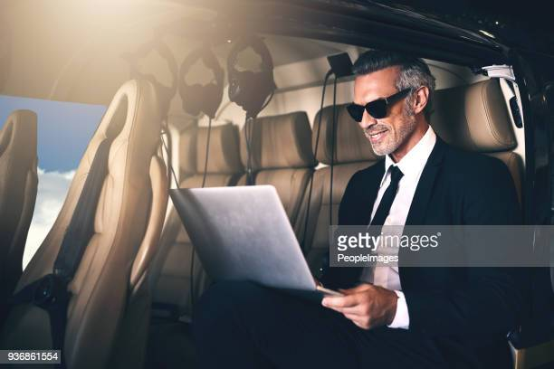 success is in the air - inside helicopter stock pictures, royalty-free photos & images