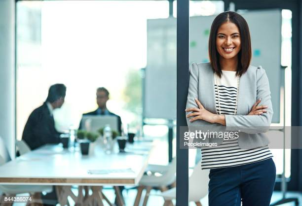 success is inevitable when you remain confident and determined - one young woman only stock pictures, royalty-free photos & images
