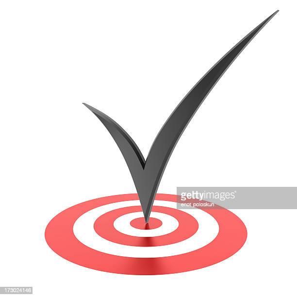 success symbol - checkbox stockfoto's en -beelden