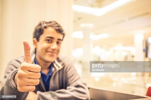 Success - Thumbs Up