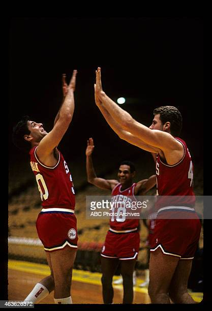 THIRTYSOMETHING Success with Philadelphia 76ers Players Airdate January 31 1989 GMINSKI