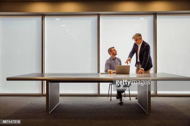 Successful and Confident Businessmen