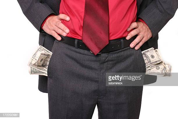 successful business - pocket stock photos and pictures