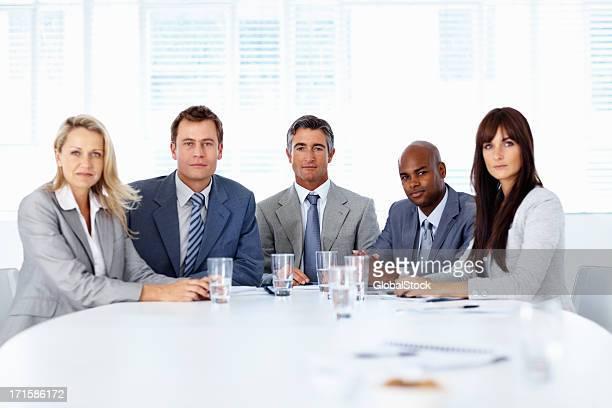 ビジネスチーム成功