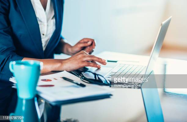 successful businesswoman - report document stock pictures, royalty-free photos & images
