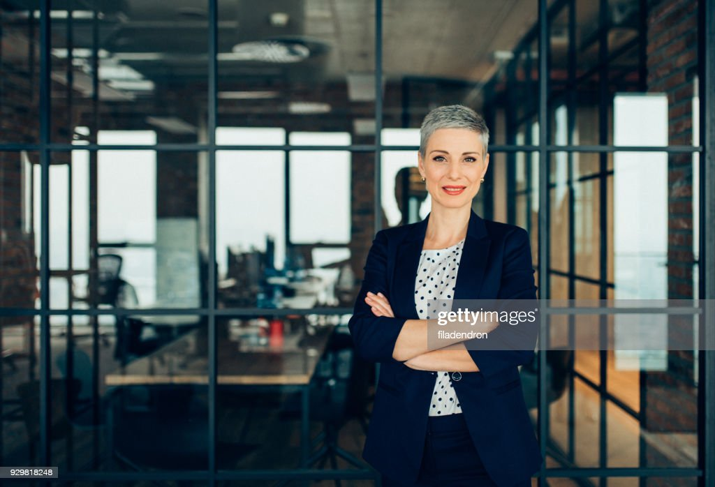 Successful Businesswoman : Stock Photo