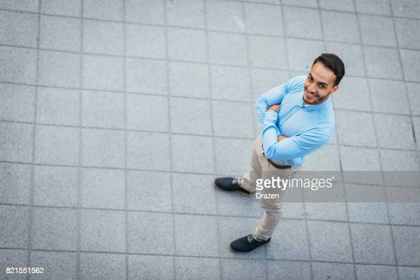 successful career builder in latin america - smart casual stock pictures, royalty-free photos & images