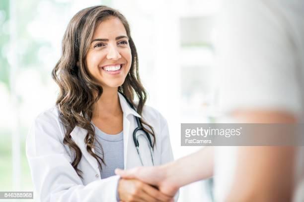 Erfolgreiche Checkup