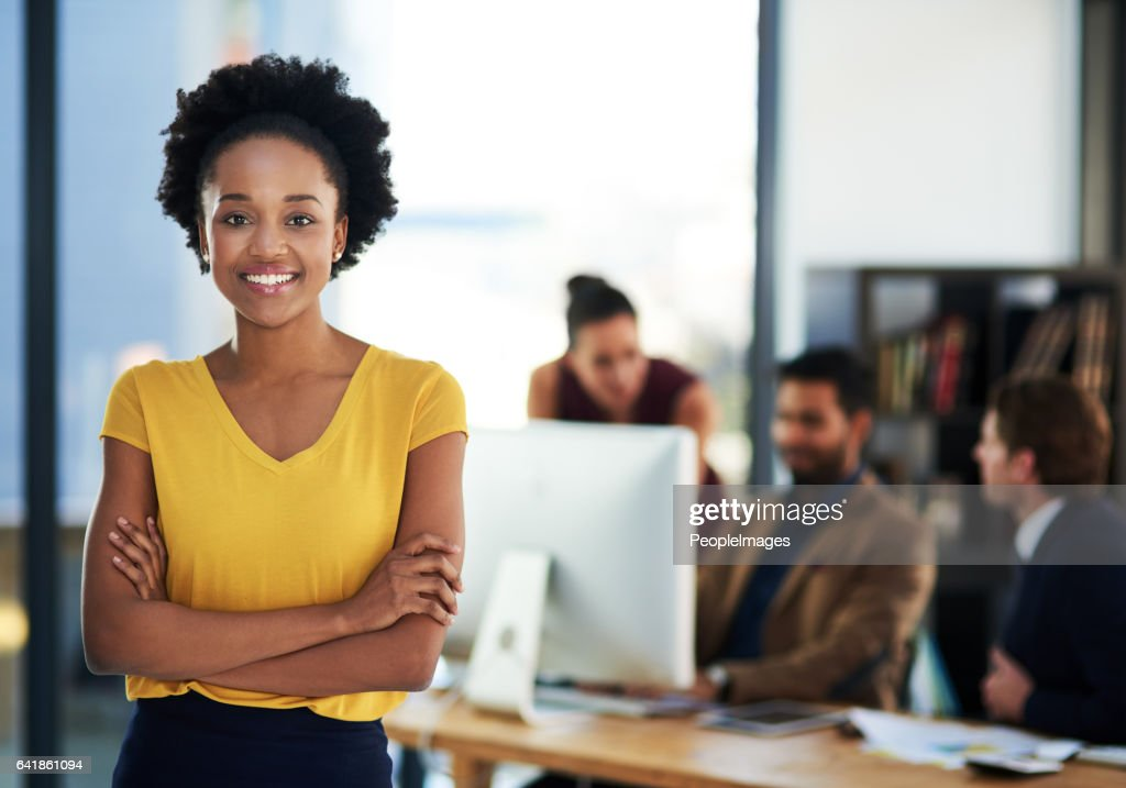Successful entrepreneurs have a strong inner drive : Stock Photo