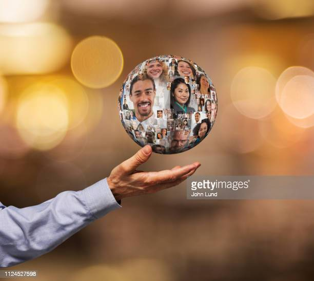 successful global social media connections - media_(communication) stock pictures, royalty-free photos & images
