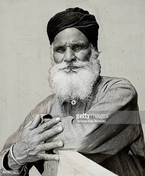 Successful in the sawmill industry and farming many Sikhs like this veteran employ English Canadians The Sikh colony was established in 1908 Some...