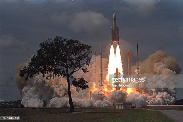 A successful launch for Ariane 5