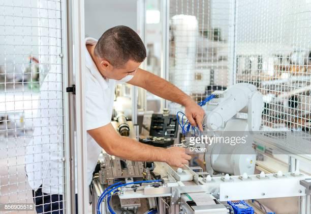 産業自動化生産ラインとプロジェクトの成功