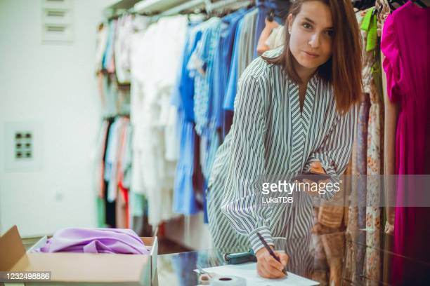successful shopping - fashion collection stock pictures, royalty-free photos & images