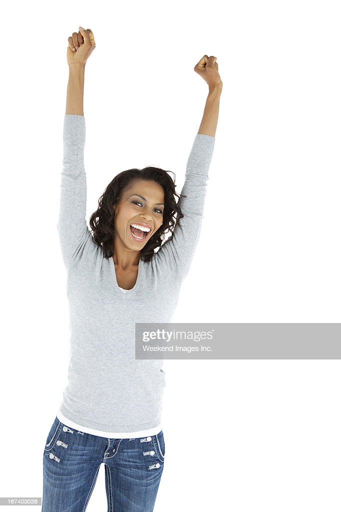 Successful woman : Stockfoto