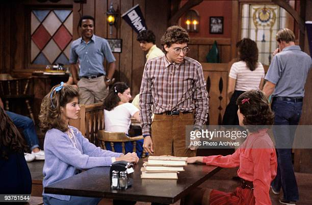DAYS Such A Nice Girl 11/30/82 Crystal Bernard Extras Scott Bernstein Cathy Silvers