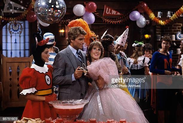 DAYS Such A Nice Girl 11/30/82 Crystal Bernard Ted McGinley Cathy Silvers Extras Scott Bernstein