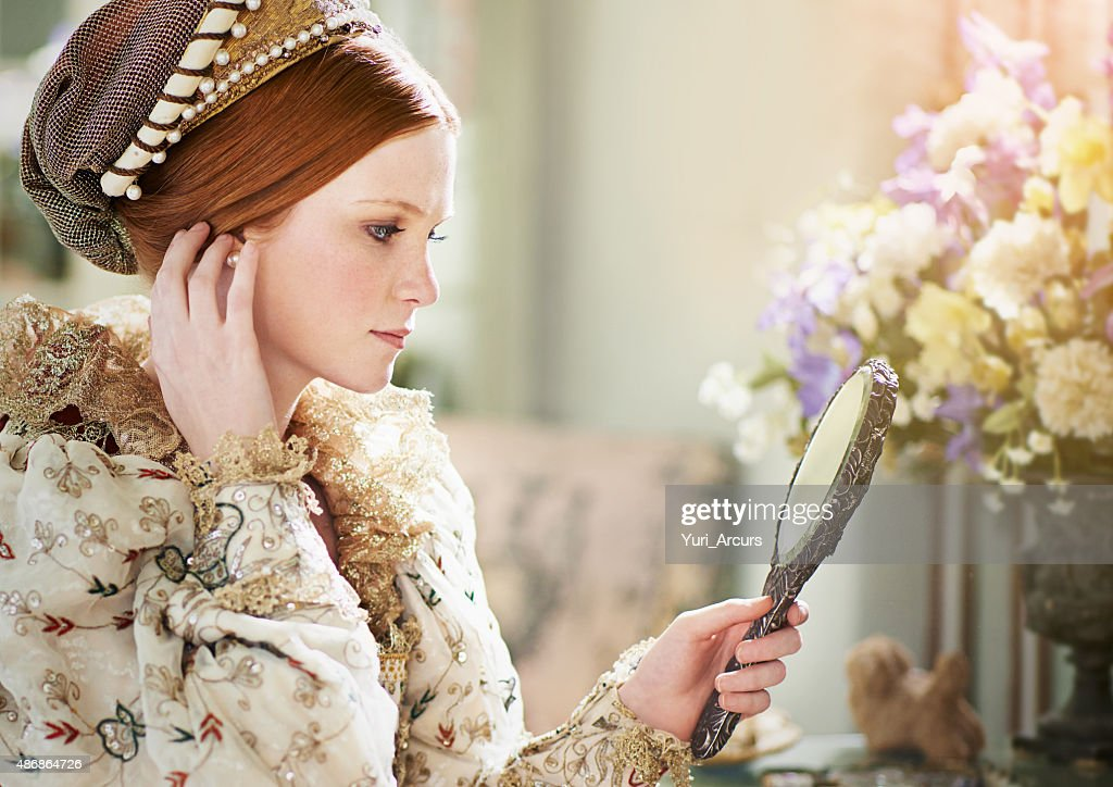 Such beauty the kingdom has never known! : Stock Photo