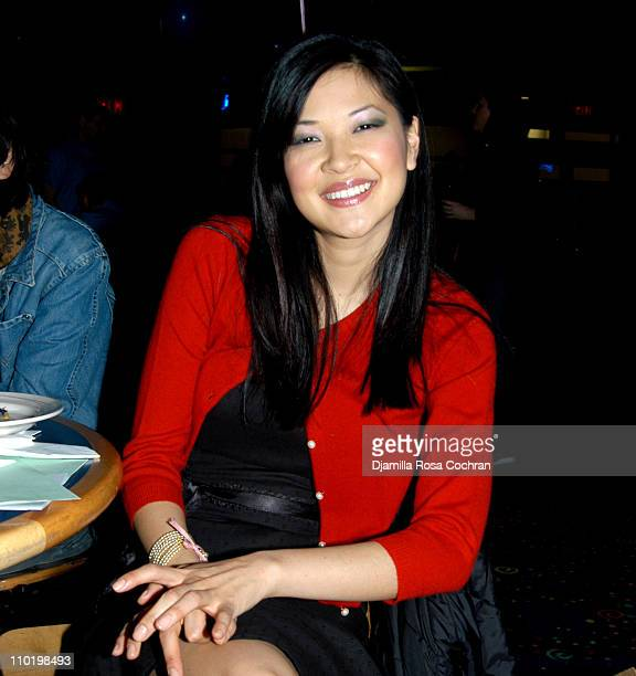 SuChin Pak during The Fith Annual Bowling for Wishes for Make A Wish Foundation at Chelsea Piers Pier 60 in New York City, New York, United States.
