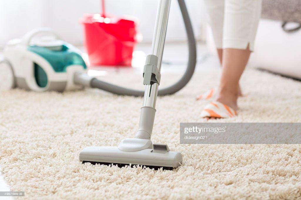 Suction carpet : Stock Photo